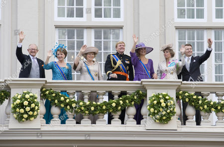 Editorial image of Dutch Royals celebrate Prince's Day, The Hague, Holland - 16 Sep 2008