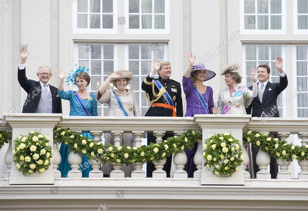 Editorial picture of Dutch Royals celebrate Prince's Day, The Hague, Holland - 16 Sep 2008
