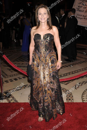 Editorial picture of New Yorkers for Children Ninth Annual Fall Gala, Cipriani 42nd Street, New York, America - 16 Sep 2008