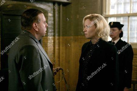 'Pierrepoint'  TV - 2008 -    Albert Pierrepoint [Timothy Spall] Ruth Ellis [Mary Stockley]