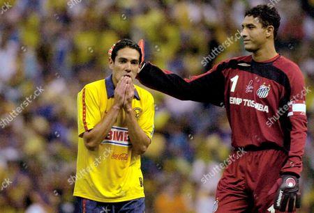 Editorial image of Mexico Soccer Libertadores Cup - May 2007