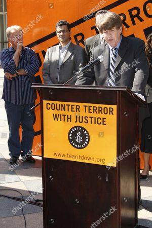 Larry Cox, Executive Director Amnesty International USA