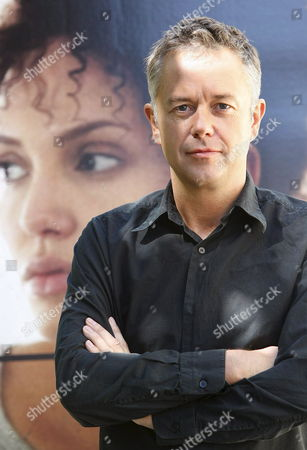 British Film Director Michael Winterbottom Poses For Photographers As He Present His Film 'A Mighty Heart' in Madrid Spain 07 September 2007 Us Actress Angelina Jolie Playes the Role of Mariane Pearl Widow of Wall Street Journal's Journalist Daniel Pearl who was Kidnapped and Killed As He Had Been Working in Pakistan in 2002 Spain Madrid