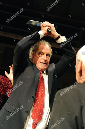 Editorial picture of 'Leaving', play by Vaclav Havel at the Orange Tree Theatre, London, Britain - 18 Sep 2008