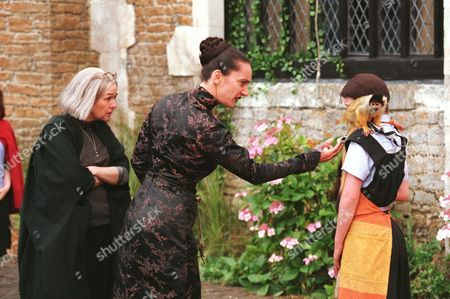 'The Worst Witch'   TV Series 1 Clare Coulter and Caroline O'Neill