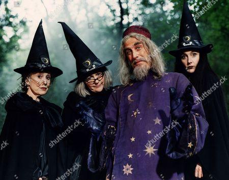 'The Worst Witch'   TV Series 1 Una Stubbs and Richard Durden