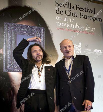 Editorial picture of Spain Film Festival - Nov 2007