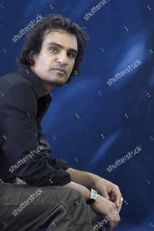Stock Photo of Nadeem Aslam