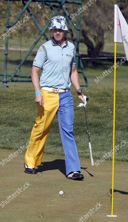 Editorial image of Spain Golf Andalusia's Open - Mar 2008