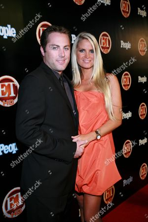 Jay McGraw and wife Erica Dahm