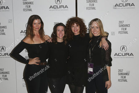 Editorial picture of 'The Last Word' premiere, after party, Sundance Film Festival, Park City, USA - 24 Jan 2017