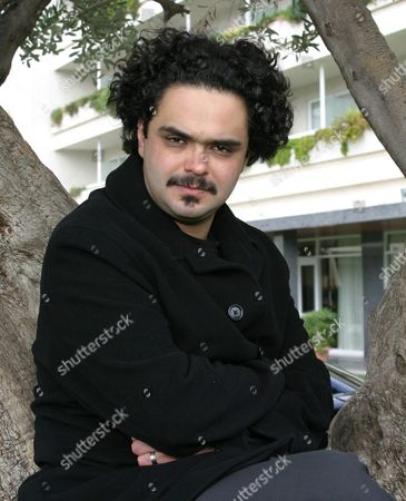 Lebanon-born Screenwriter and Filmmaker Omar Naim Poses in Sitges Around 50 Km From Barcelona Monday 06 December 2004 Naim Presented at 2004 International Sitges Film Festival His Latest Movie Titled 'The Final Cut' Spain Sitges