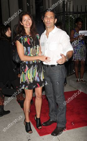 Editorial picture of 'Spain...On The Road Again' Documentary Launch Party at the Spanish Institute, New York, America - 21 Sep 2008