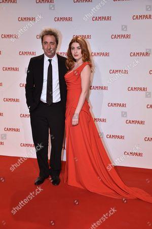 Paolo Sorrentino, Caroline Tillette