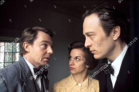 'Philby, Burgess and Maclean'  TV - 1977 - Derek Jacobi, Michael Culver.