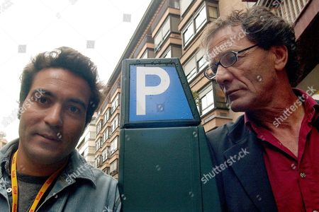 Editorial image of Spain - Seminci International Film Festival - Oct 2004