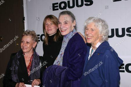 Roberta Maxwell, Thea Sharrock, Marian Seldes, Frances Sternhagen