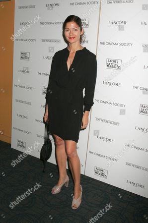 Editorial image of 'Rachel Getting Married' film screening, New York, America - 25 Sep 2008