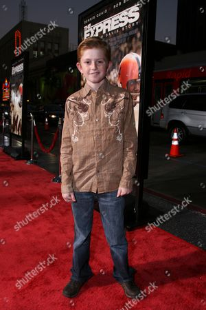 Editorial picture of 'The Express' Film premiere, Los Angeles, America - 25 Sep 2008