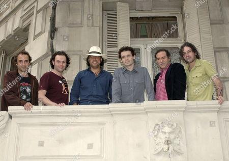Editorial photo of Spain Cinema - Jun 2007