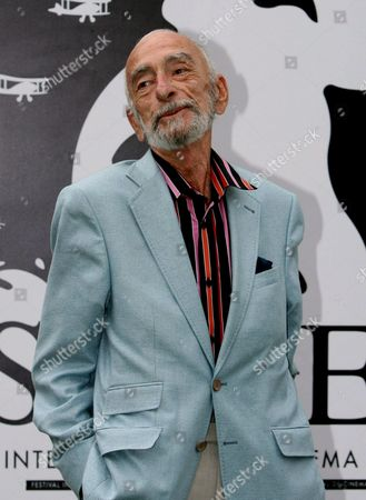 Irish Actor David Kelly Poses Before the Presentation of 'The Kovac Box' by Spanish Film Director Daniel Monzon on the Third Day of Sitges International Film Festival in Sitges Northeastern Spain Sunday 08 October 2006 Sitges is One of the Most Recognizable Film Festivals Held in Europe and Considered the World's Best Festival Specializing in the Genre of Fantasy Spain Sitges