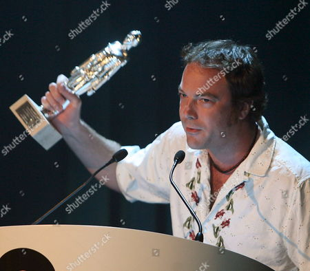 Editorial picture of Spain Cinema Sitges Festival Awards Ceremony - Oct 2006