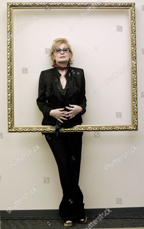 German Actress Ingrid Caven Widow of Film Director Rainer Werner Fassbinder Poses During the Gay and Lesbian Film Festival in Barcelona Northeastern Spain Thursday 05 October 2006 Caven Presides This Year the Festival's Jury Spain Barcelona