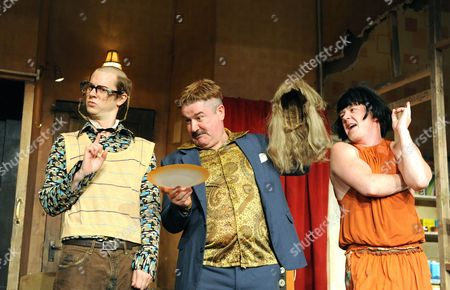 Editorial image of The Walworth Farce at the  Cottesloe Theatre, London, Britain - 24 Sep 2008