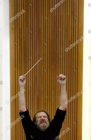 Editorial picture of Spain Shostakovich Rehearsel - Nov 2006