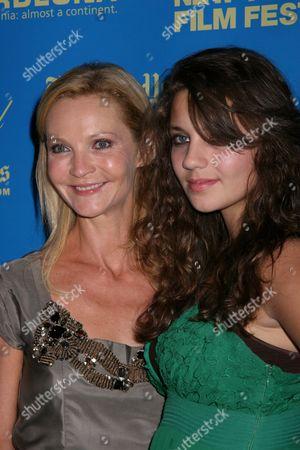 Joan Allen and daughter Sadie Friedman