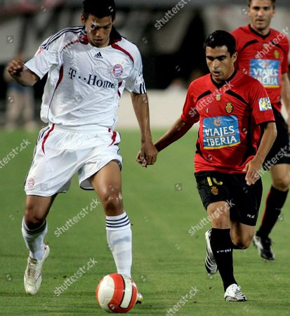 Editorial photo of Spain Soccer Palma City Trophy - Aug 2007