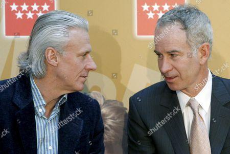 Editorial image of Spain Tennis Senior Masters - Mar 2008
