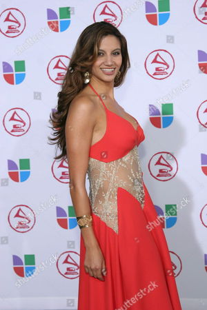 Argelia Atilano Arrives at the 6th Annual Latin Grammy Awards Took Place Today at the Shrine Auditorium in Los Angeles California Thursday 03 November 2005 United States Los Angeles