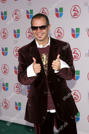 Alex Syntek Arrives at the 6th Annual Latin Grammy Awards Took Place Today at the Shrine Auditorium in Los Angeles California Thursday 03 November 2005 United States Los Angeles