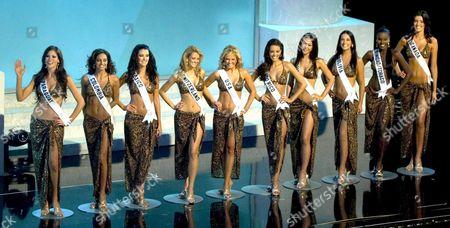 Editorial photo of Usa Miss Universe 2006 - Jul 2006