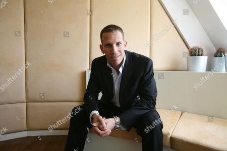 Endemol CEO, Ynon Kreiz, in London, Britain