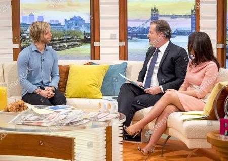 Editorial photo of 'Good Morning Britain' TV show, London, UK - 25 Jan 2017
