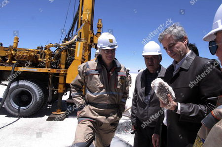 Editorial image of Bolivia Resources - Oct 2010