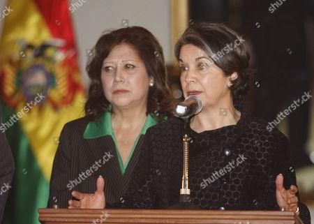 Editorial image of Bolivia Usa Diplomacy - Jan 2010