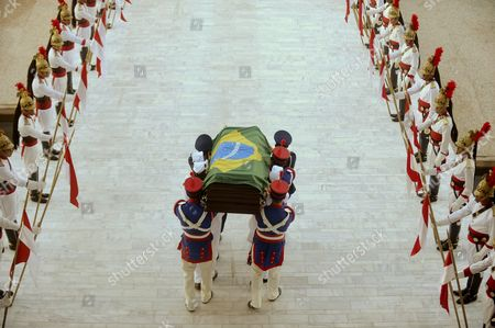 Editorial image of Brazil Alencar Funeral - Mar 2011