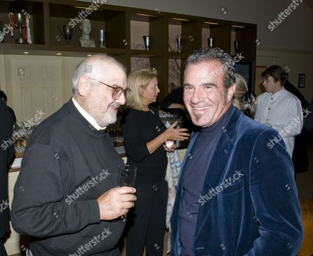 Stock Image of Marvin Shanken and Tico Torres