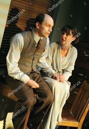 Will Keen ( Henry Trebell ) Phoebe Nicholls ( Frances Trebell )