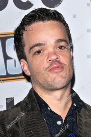 Stock Picture of Jordan Prentice