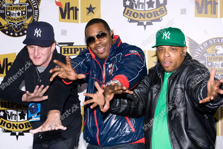 Michael Rappaport, Busta Rhymes and Spliff Star