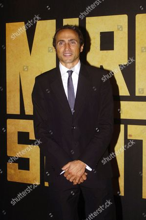 Editorial picture of 'Miracle at St Anna' film Premiere, Rome, Italy - 02 Oct 2008