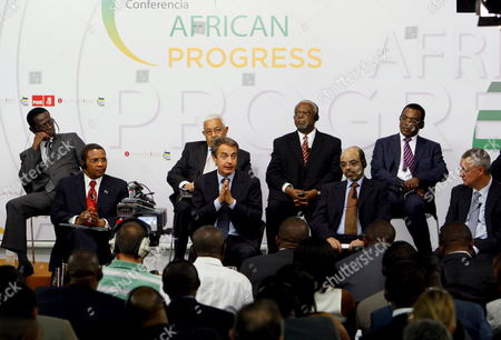 Editorial image of Spain Africa Conference - Jul 2010