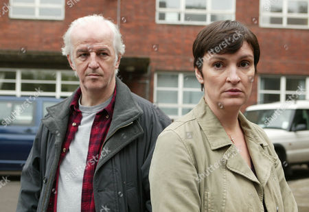 'Lewis'   - Series 2 -  'The Great and the Good' - Sean McGinley and Daniela Nardini
