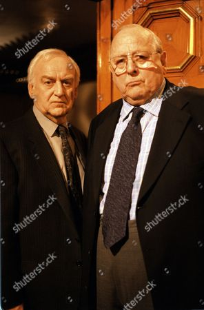 'The Last Morse' - Episode: 'The Remorseful Day' -  John Thaw and James Grout