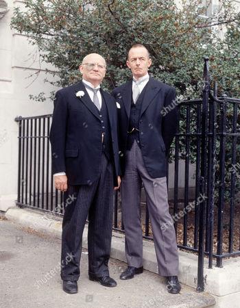 'Poirot' - Episode: 'The Million Dollar Bond Robbery' - Ewan Hooper and David Quilter