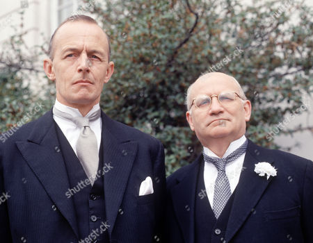 Stock Picture of 'Poirot' - Episode: 'The Million Dollar Bond Robbery' - David Quilter and Ewan Hooper